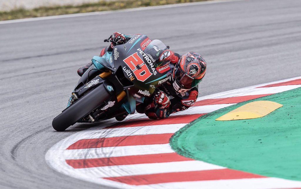 MotoGP | GP Catalunya 2019, sintesi prove libere del venerdì