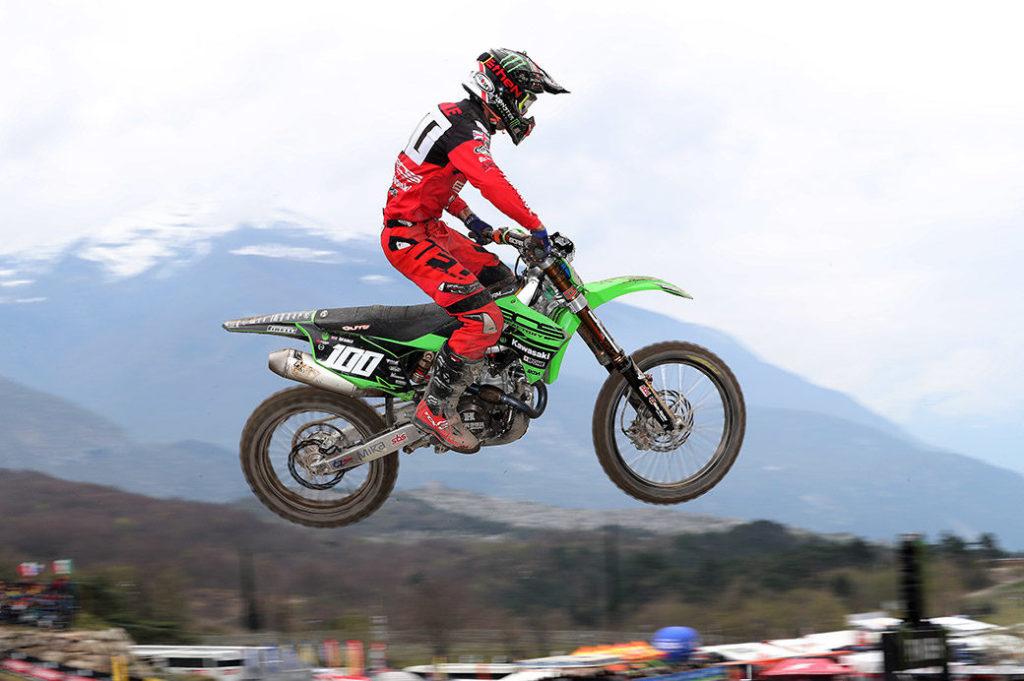 MXGP | Tommy Searle sulla Kawasaki ufficiale dal GP della Repubblica Ceca