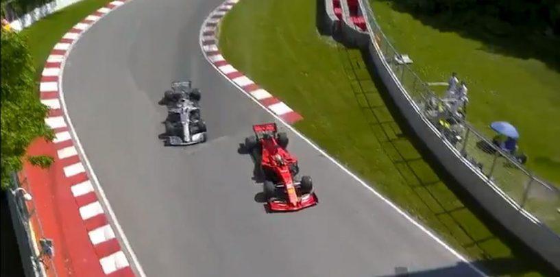 """<span class=""""entry-title-primary"""">Arnoux e Villeneuve, con voi, sarebbero ai domiciliari. È F1 o Masterchef, questa?</span> <span class=""""entry-subtitle"""">Stiamo correndo a trecento all'ora o cucinando verdure grigliate?</span>"""
