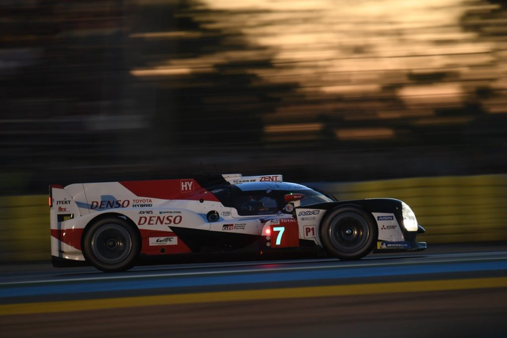WEC | Le Mans: Toyota #7 in pole position, Aston Martin comanda tra le GTE