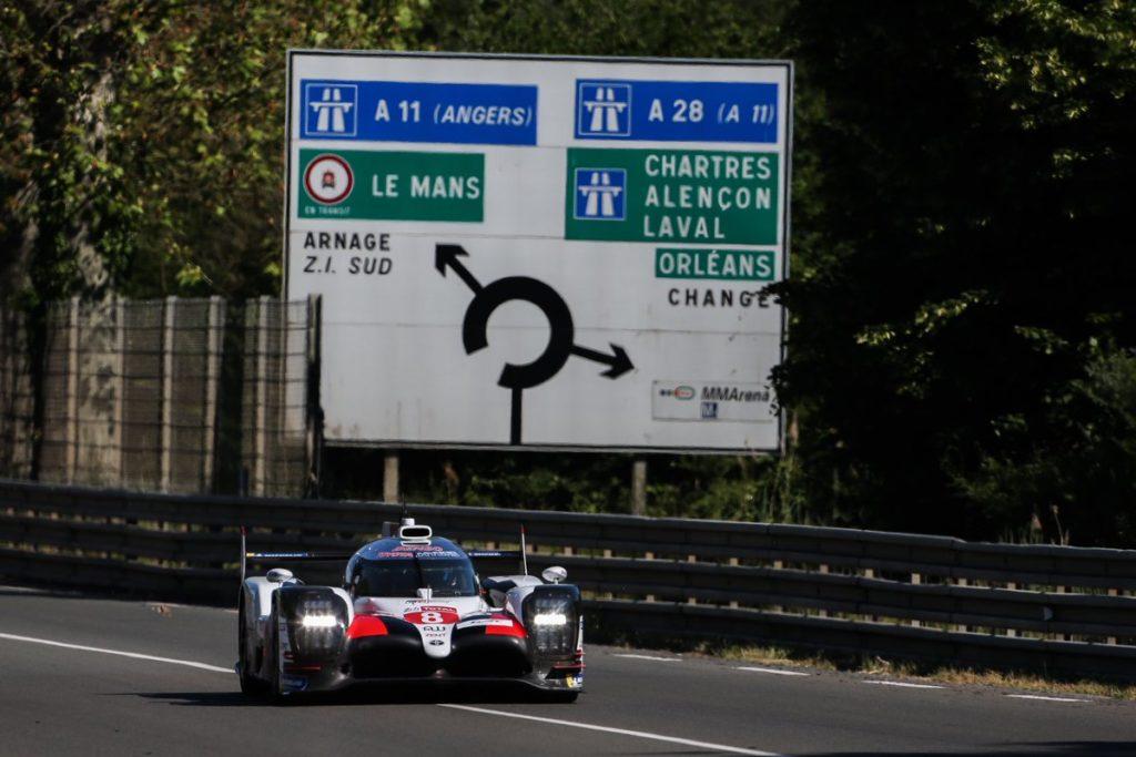 WEC | Sébastien Buemi il più veloce nei test di Le Mans