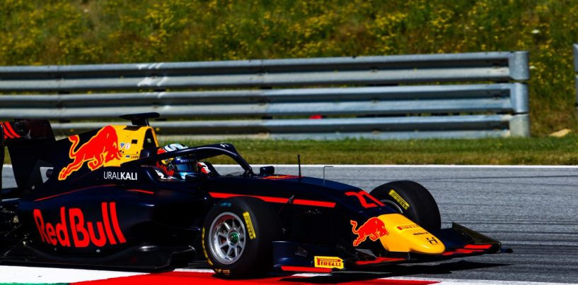 """<span class=""""entry-title-primary"""">F3   GP Austria: Vips chiude la striscia di vittorie Prema</span> <span class=""""entry-subtitle"""">L'estone supera Fewtrell e Armstrong nei primi giri e vince gara-1</span>"""