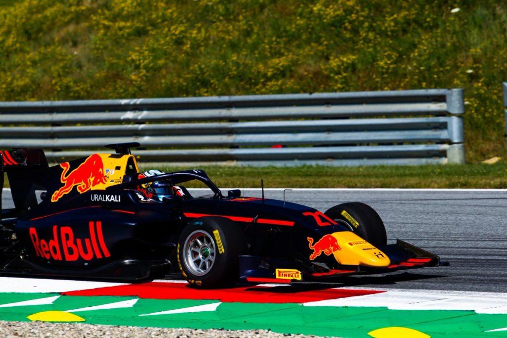 F3   GP Austria: Vips chiude la striscia di vittorie Prema