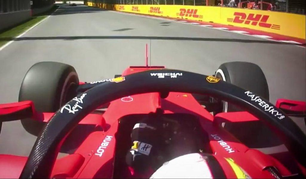 F1   GP Canada: la ricostruzione che scagiona Vettel [Video]