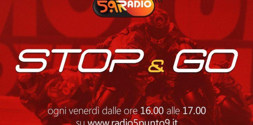 """<span class=""""entry-title-primary"""">""""Stop&Go"""" live venerdì 5 luglio alle ore 16:00 su Radio 5.9</span> <span class=""""entry-subtitle"""">La trasmissione di P300 in diretta fino alle 17</span>"""