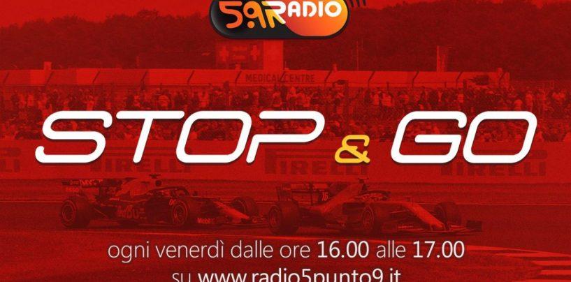 """<span class=""""entry-title-primary"""">""""Stop&Go"""" live venerdì 19 luglio alle ore 16:00 su Radio 5.9</span> <span class=""""entry-subtitle"""">La trasmissione di P300 in diretta fino alle 17</span>"""
