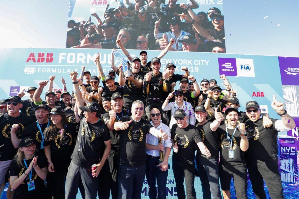 Formula E | Vergne-Techeetah: una stagione da ricordare