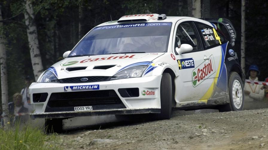 WRC   Finlandia 2003: l'estone volante 2