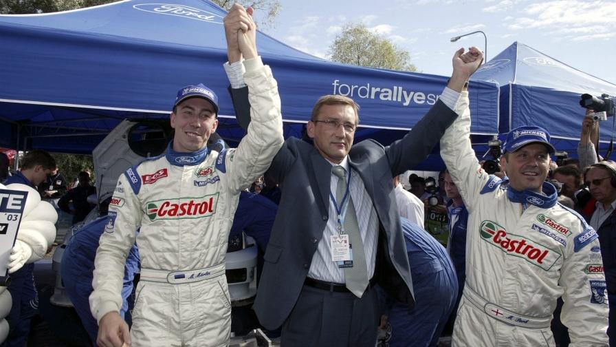 WRC   Finlandia 2003: l'estone volante 3