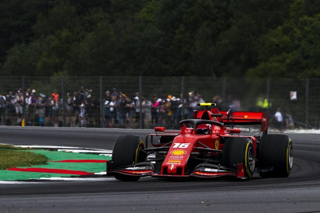 F1 | GP Gran Bretagna, FP3: lampo Ferrari. Leclerc, Vettel e Hamilton in 49 millesimi
