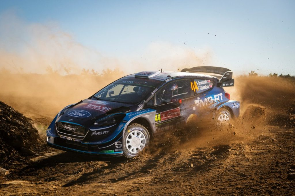 WRC | Evans infortunato, Greensmith al suo posto in Finlandia