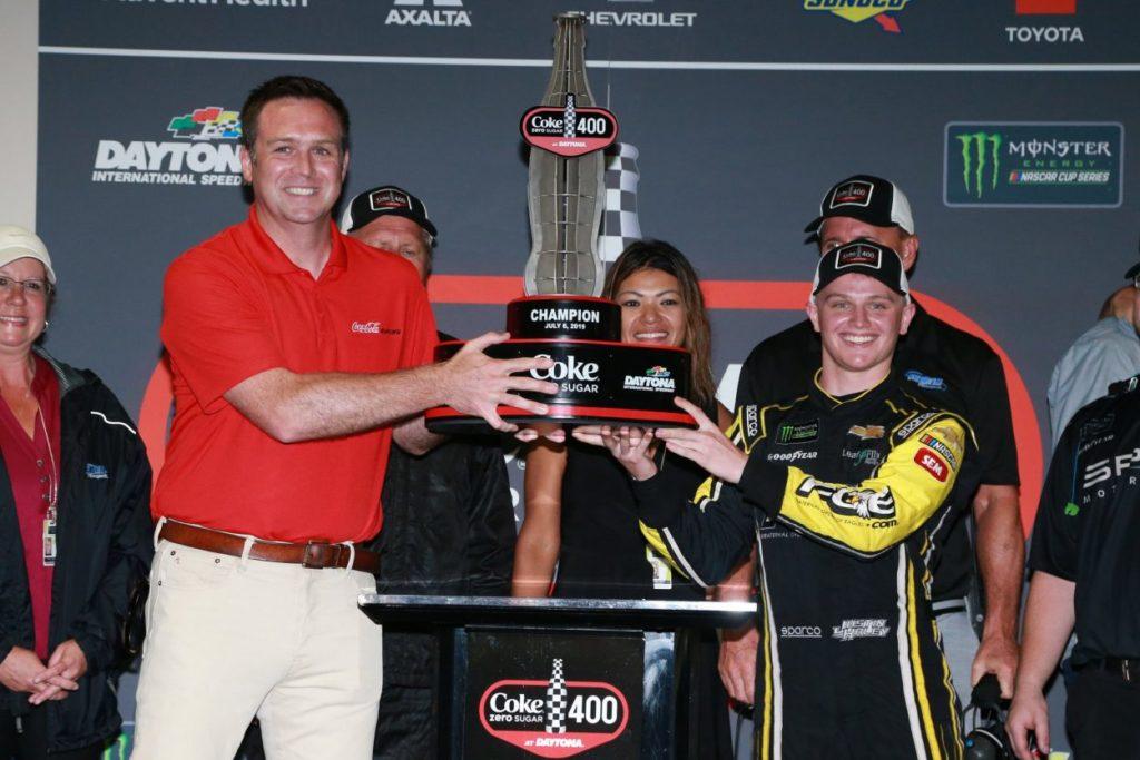 NASCAR | Justin Haley fulmina tutti a Daytona!