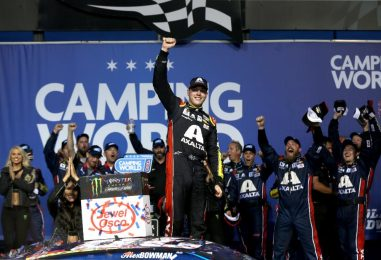 NASCAR | Alex Bowman finalmente vincitore a Chicago!