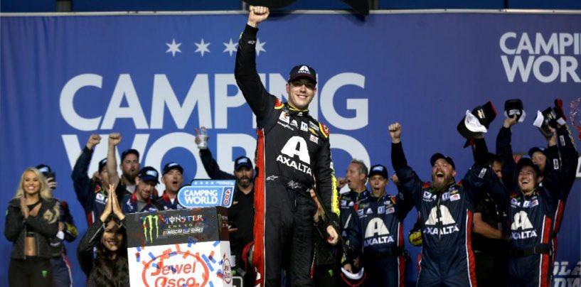 """<span class=""""entry-title-primary"""">NASCAR   Alex Bowman finalmente vincitore a Chicago!</span> <span class=""""entry-subtitle"""">Il pilota della #88 trionfa per la prima volta in carriera, Larson ancora una volta secondo</span>"""