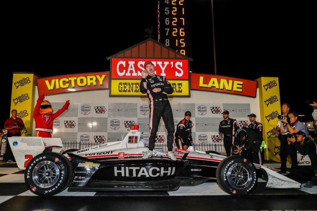 Indycar | Iowa 300 2019: Newgarden trionfa e rafforza la leadership in campionato