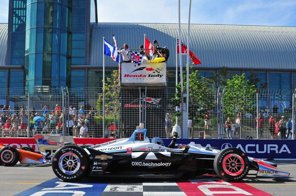Indycar | GP Toronto 2019: Pagenaud trionfa davanti a Dixon