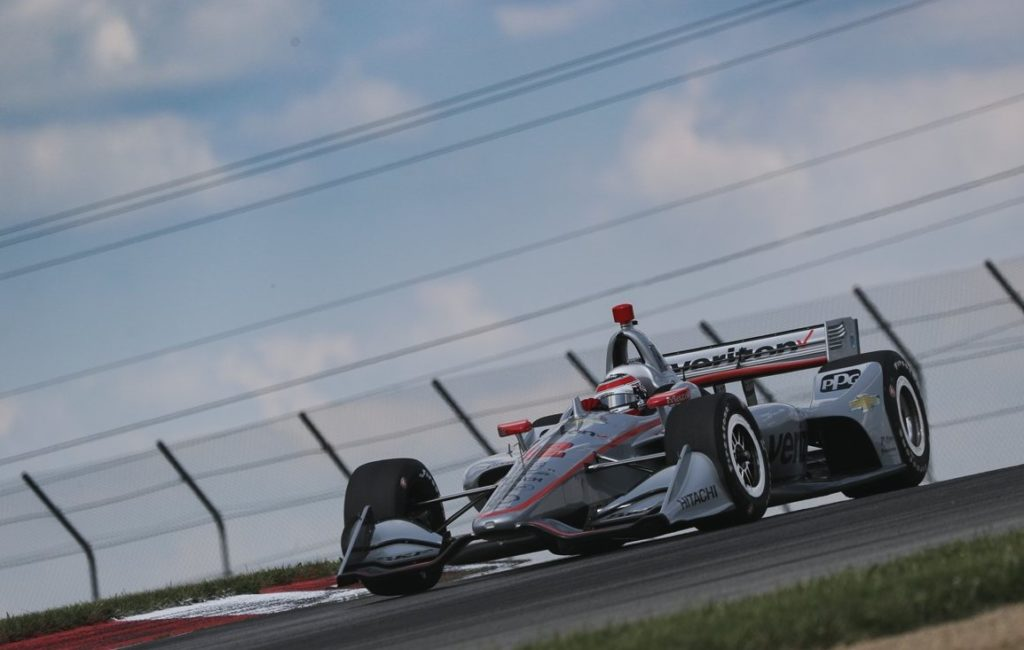 Indycar | Mid-Ohio 200 2019: Pole position per Will Power
