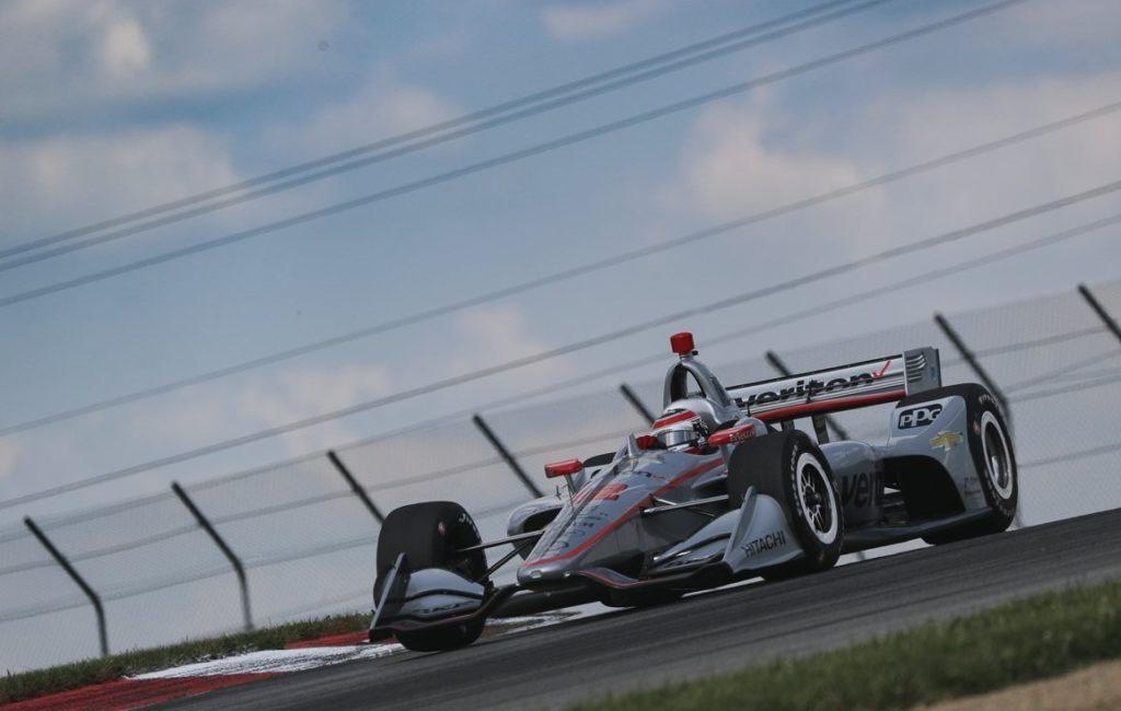 Indycar   Mid-Ohio 200 2019: Pole position per Will Power