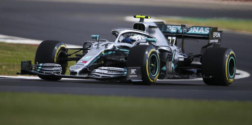 """<span class=""""entry-title-primary"""">F1   GP Gran Bretagna, qualifiche: Bottas in pole per soli sei millesimi su Hamilton!</span> <span class=""""entry-subtitle"""">Leclerc terzo a 79 millesimi, Vettel è solo sesto a quasi sette decimi</span>"""