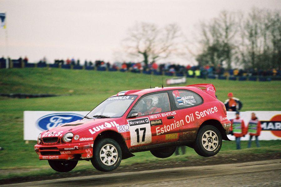 WRC   Finlandia 2003: l'estone volante 1