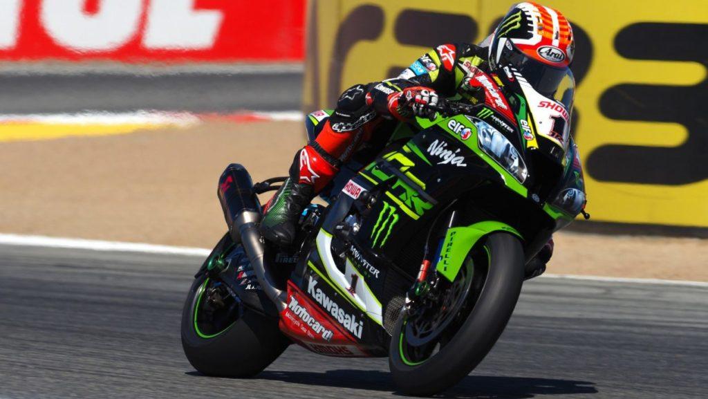 SBK | GP Stati Uniti: Rea batte le Ducati nella Superpole