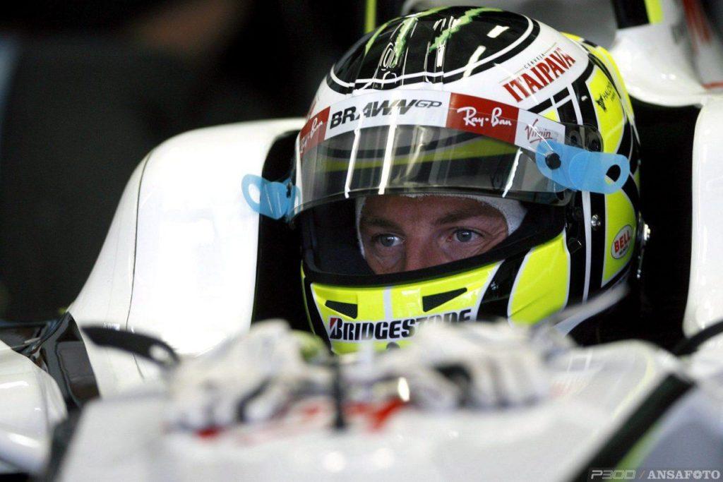 Jenson Button è tornato a guidare la