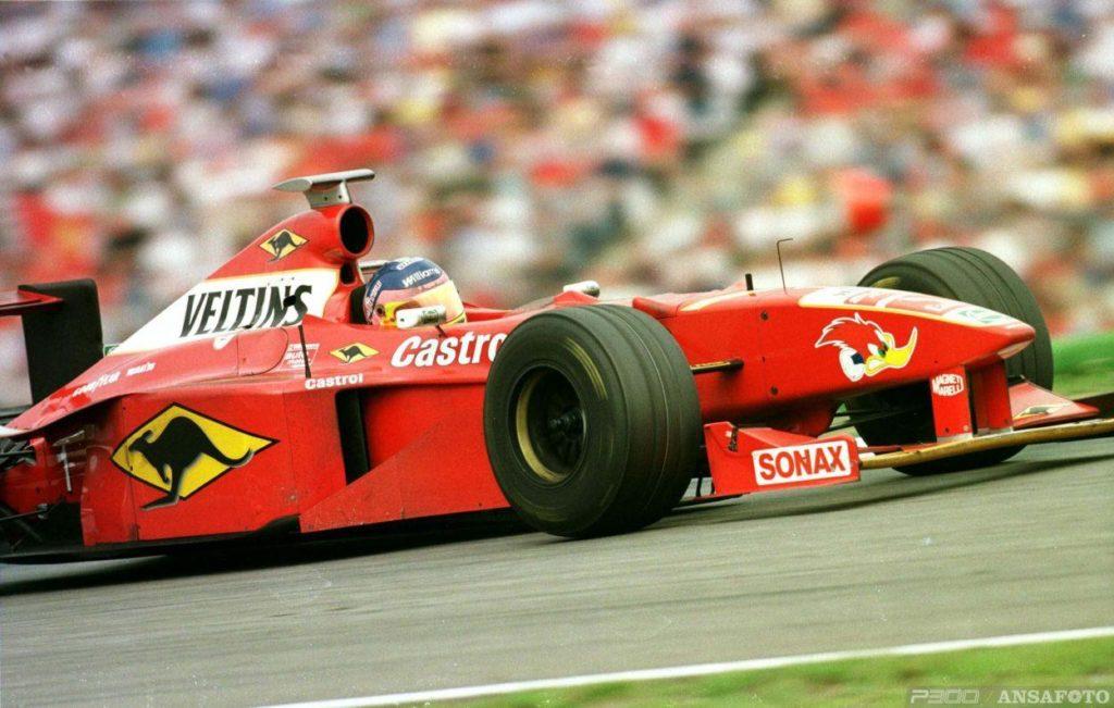 Una Williams V10 TWR-Hart