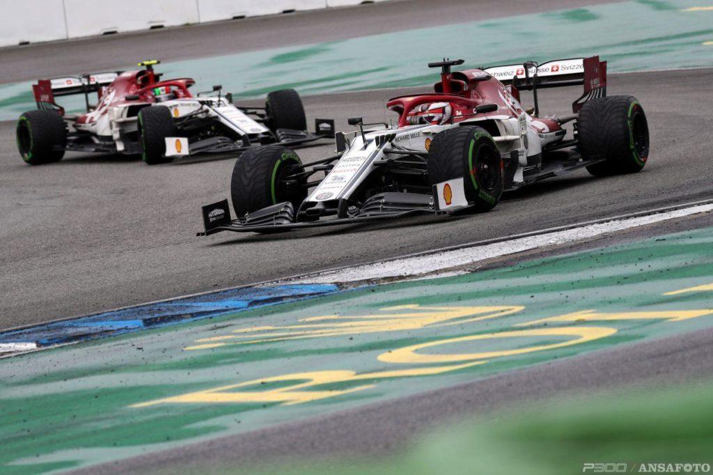 F1 | GP Germania: Alfa penalizzate di 30
