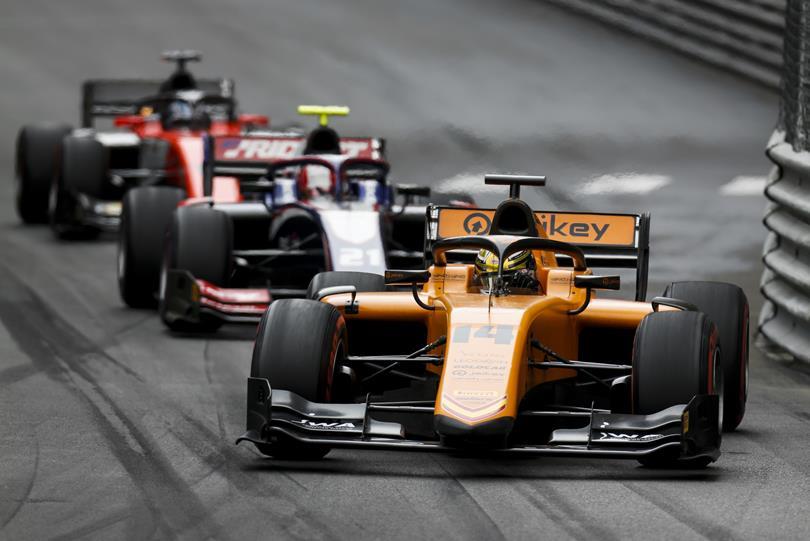 F2 | Dorian Boccolacci torna con Trident a Silverstone