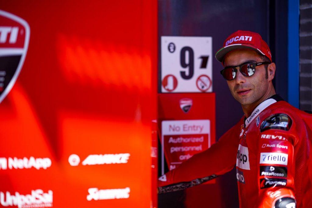MotoGP | Danilo Petrucci rinnova il contratto con Ducati