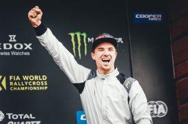 WRX | Höljes: il team Olsberg MSE torna in grande stile, vittoria di Sebastian Eriksson