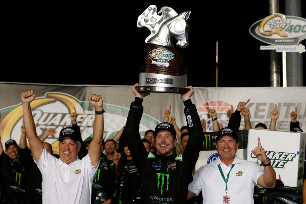 NASCAR | Kurt Busch si prende la rivincita in Kentucky