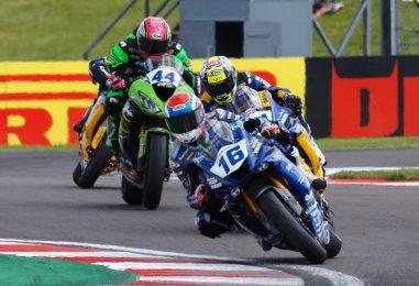 GP Gran Bretagna, SSP600: Cluzel torna al successo dopo quasi quattro mesi