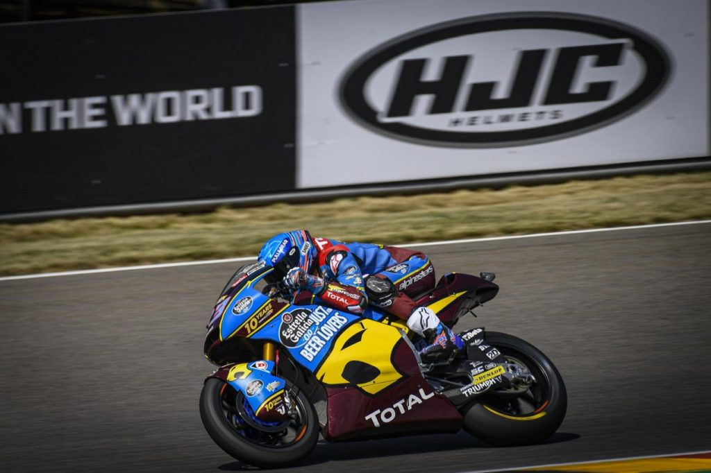 Moto2 | GP Germania: Alex Marquez torna ad imporre la sua legge