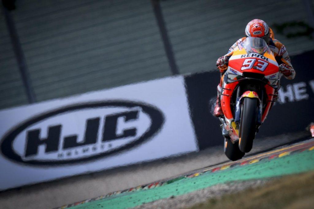 MotoGP | GP Germania: Marquez suona la decìma (e gli avversari)