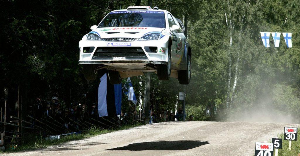WRC   Finlandia 2003: l'estone volante