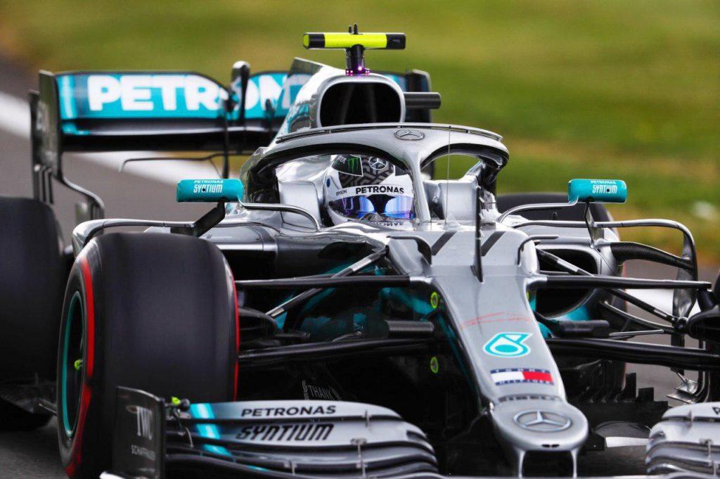 F1 | GP Gran Bretagna: Mercedes al comando nella FP2, Bottas miglior tempo