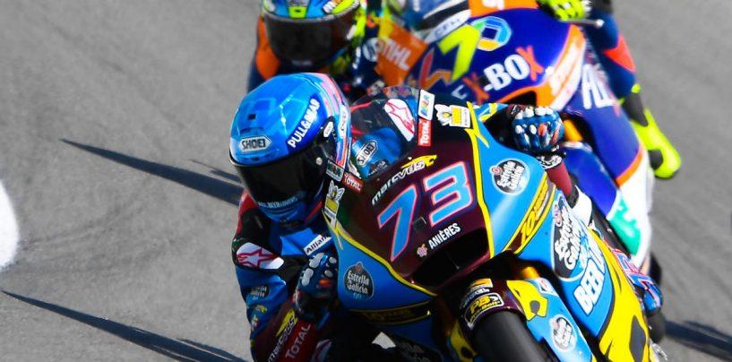 """<span class=""""entry-title-primary"""">Moto2   GP Germania: Álex Márquez dalla Q1 alla pole</span> <span class=""""entry-subtitle"""">Il pilota Marc VDS imita il fratello Marc e stampa il tempo migliore. Ottimo Di Giannantonio quarto</span>"""