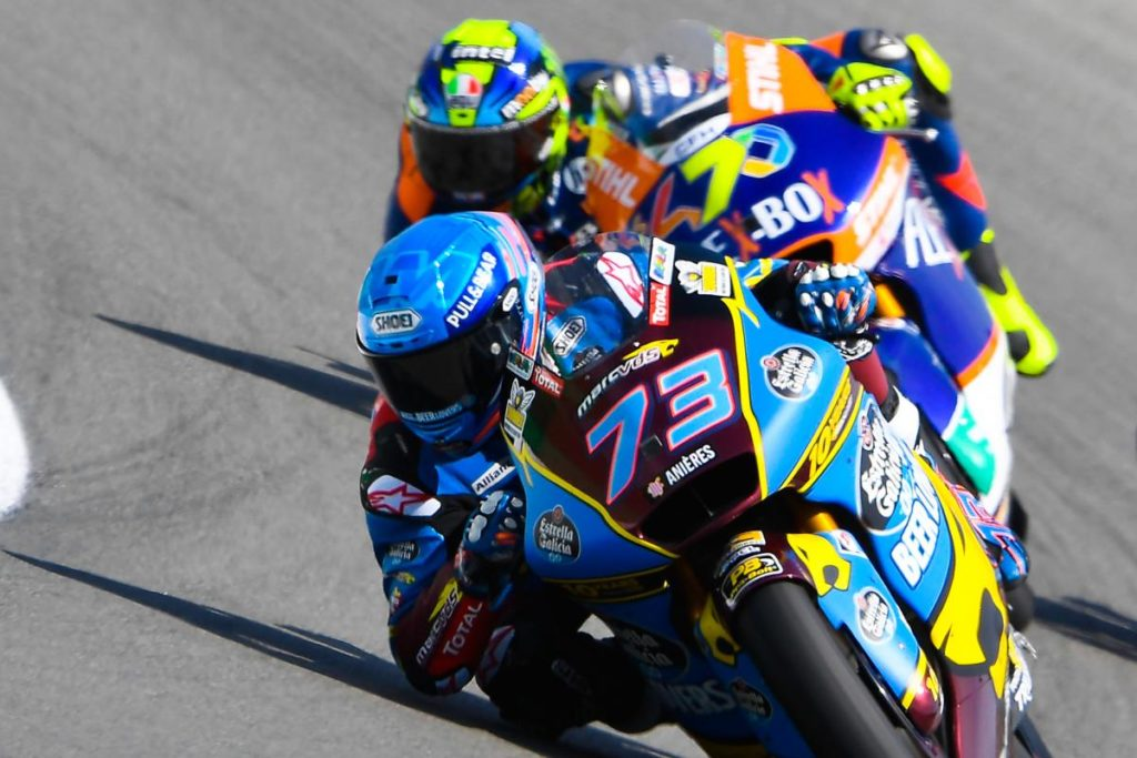 Moto2 | GP Germania: Álex Márquez dalla Q1 alla pole