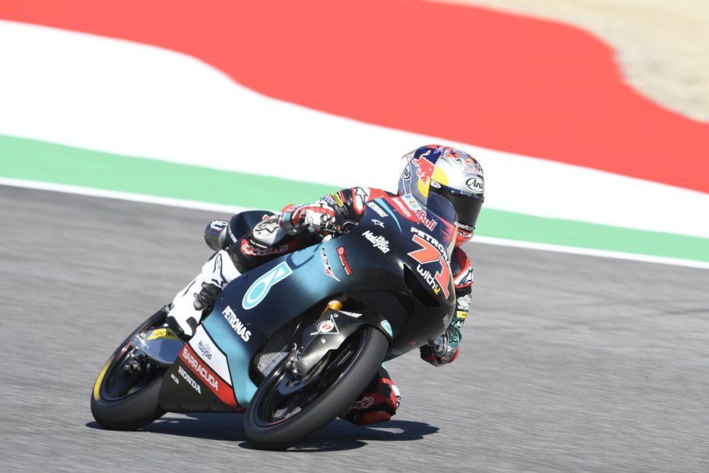 Moto3 | GP Germania: Ayumu Sasaki alla prima pole position in carriera