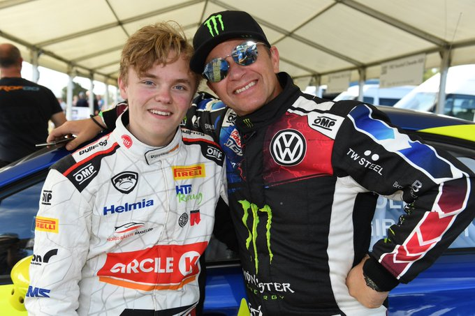 WRC | Petter e Oliver Solberg al via del prossimo Rally del Galles