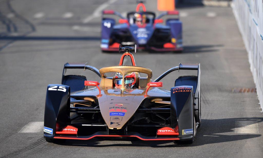 Formula E   New York: Frijns vince gara-2, Vergne è di nuovo campione!
