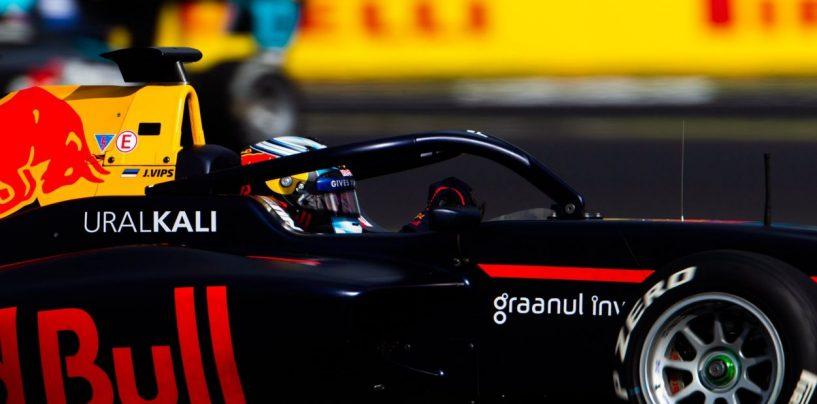 """<span class=""""entry-title-primary"""">F3   GP Gran Bretagna: Vips vince meritatamente (e soffrendo) Gara 1</span> <span class=""""entry-subtitle"""">Il pilota del team Hitech resiste tutta la gara alle Prema alle sue spalle</span>"""