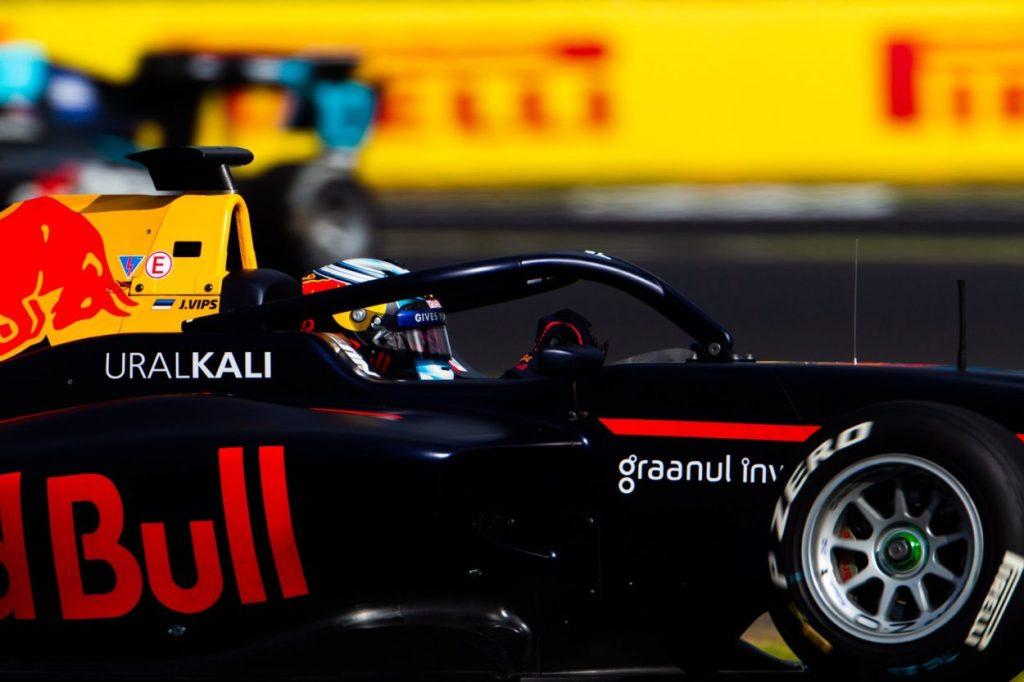 F3   GP Gran Bretagna: Vips vince meritatamente (e soffrendo) Gara 1