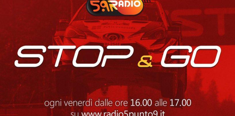 """<span class=""""entry-title-primary"""">""""Stop&Go"""" live venerdì 2 agosto alle ore 16:00 su Radio 5.9</span> <span class=""""entry-subtitle"""">La trasmissione di P300 in diretta fino alle 17</span>"""
