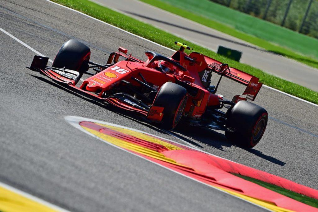 F1 | GP Belgio, FP3: Ferrari ancora davanti con Leclerc, botto per Hamilton
