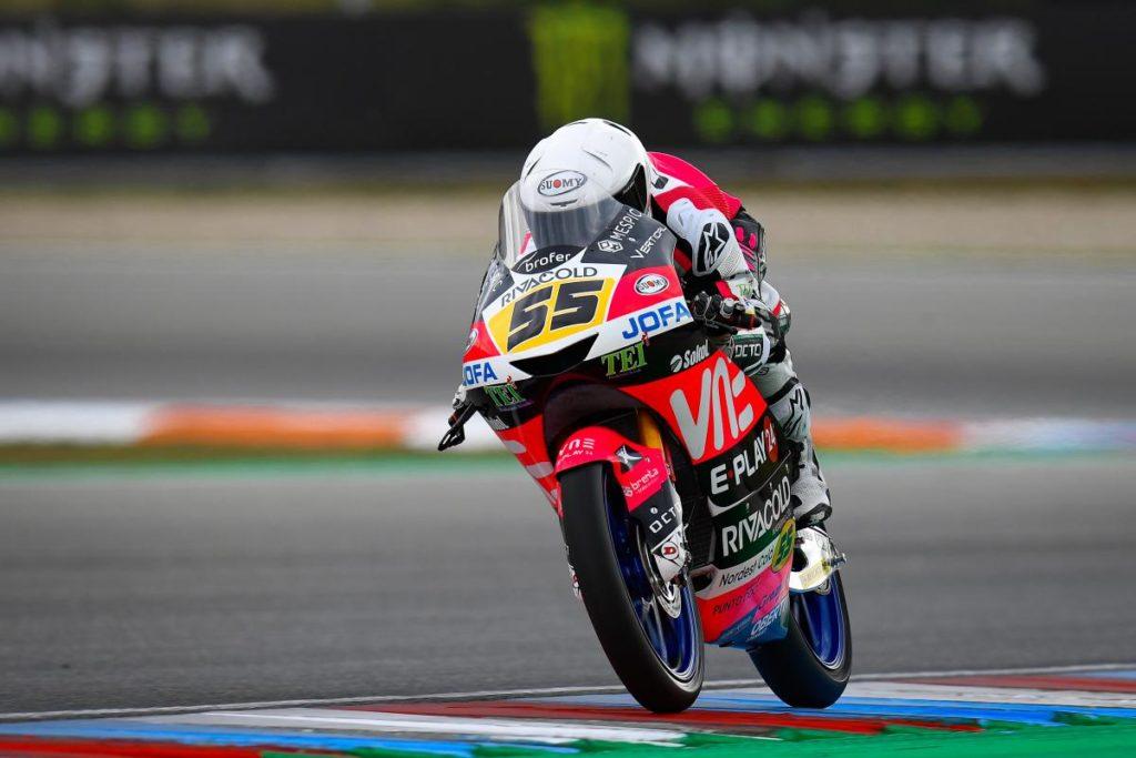 Moto3 | GP Austria: Romano Fenati in pole position a Spielberg