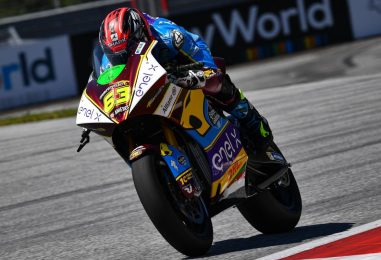 MotoE | GP Austria: Mike Di Meglio sigla la pole su Siméon