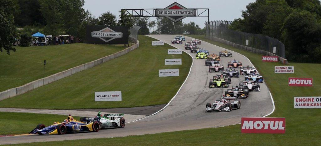 Indycar | Dal 2022 arriva l'ibrido