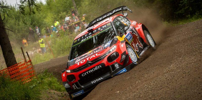 "<span class=""entry-title-primary"">WRC | Finlandia: Tänak allunga, Lappi supera Latvala</span> <span class=""entry-subtitle"">L'estone dovrà difendere 16""4 domani. Duello Mikkelsen-Ogier per il quarto posto</span>"